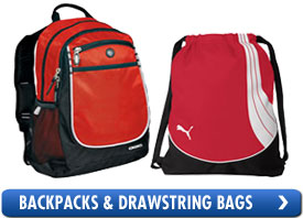 Backpack & Drawstring Bags
