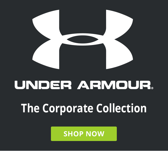 Shop the custom Under Armour Corporate Collection from LogoSportswear, available for business customers!